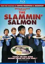 SLAMMIN' SALMON BY FORTE,WILL (Blu-Ray)
