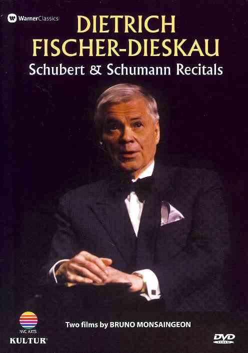 DIETRICH FISCHER DIESKAU:SCHUBERT/SCH BY FISCHER-DIESKAU,DIE (DVD)